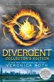 Book Cover Image. Title: Divergent Collector's Edition, Author: Veronica Roth