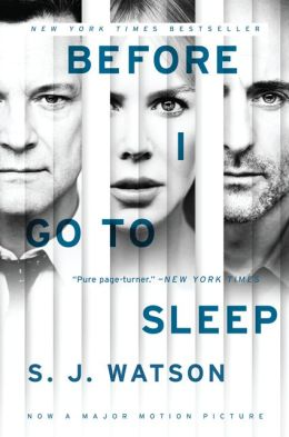 Before I Go to Sleep (Movie Tie-In Edition)