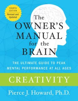 Creativity: The Owner's Manual