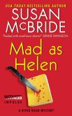 Book Cover Image. Title: Mad as Helen:  A River Road Mystery, Author: Susan McBride