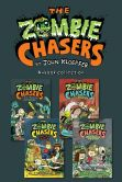 Book Cover Image. Title: Zombie Chasers 4-Book Collection:  The Zombie Chasers, Undead Ahead, Sludgment Day, Empire State of Slime, Author: John Kloepfer