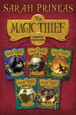 The Magic Thief Complete Collection: The Magic Thief, Lost, Found, A Proper Wizard, Home