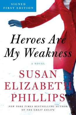 Heroes Are My Weakness (Signed Book)