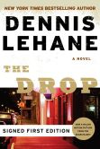 Book Cover Image. Title: The Drop (Signed Book), Author: Dennis Lehane