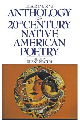 Harpers' Anthology of Twentieth-Century Native American Poetry