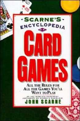 Scarne's Encyclopedia of Card Games