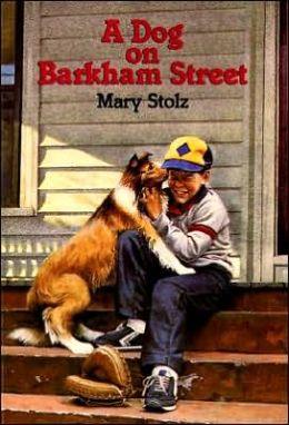 Dog on Barkham Street