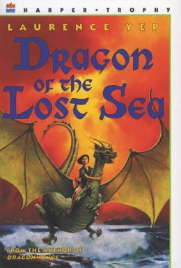 Dragon of the Lost Sea (Dragons of the Sea Series)