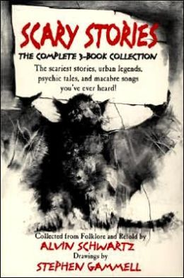 Scary Stories: Boxed Set
