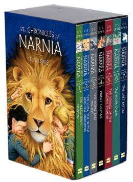The Chronicles of Narnia (Boxed Set)