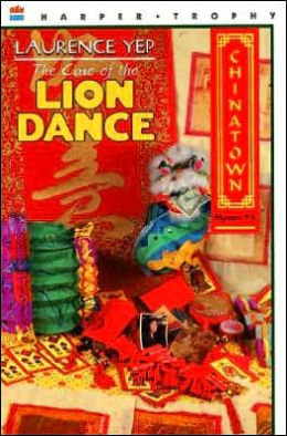 Case of the Lion Dance (Chinatown Series #2)
