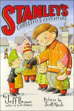 Stanley's Christmas Adventure (Flat Stanley Series)