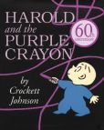 Book Cover Image. Title: Harold and the Purple Crayon (50th Anniversary Edition), Author: Crockett Johnson