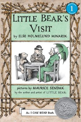 Little Bear's Visit (I Can Read Book 1 Series)