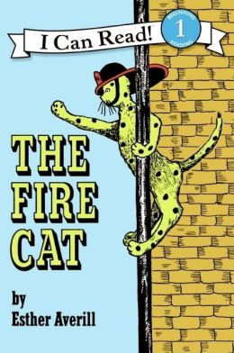 Fire Cat: (I Can Read Book Series: Level 1)