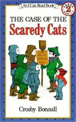 The Case of the Scaredy Cats: (I Can Read Book Series: Level 2)