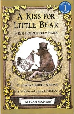 A Kiss for Little Bear (I Can Read Book Series)