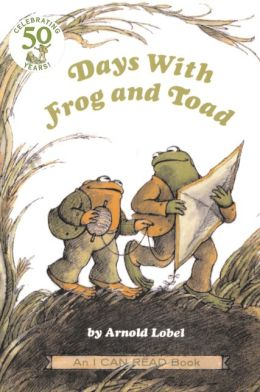 Days with Frog and Toad (I Can Read Book Series: Level 2)