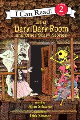 In a Dark, Dark Room and Other Scary Stories (I Can Read Book Series: Level 2)