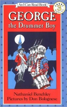 George the Drummer Boy: (I Can Read Book Series: Level 3)