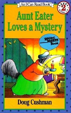 Aunt Eater Loves a Mystery: (I Can Read Book Series: Level 2)