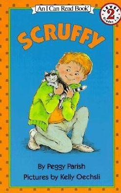 Scruffy (I Can Read Book Series: Level 2)
