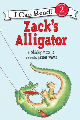 Zack's Alligator: (I Can Read Book Series: Level 2)
