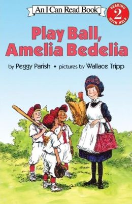 Play Ball, Amelia Bedelia (I Can Read Book Series: Level 2)
