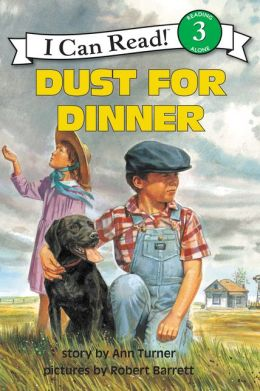 Dust for Dinner (I Can Read Book Series: Level 3)