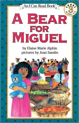 A Bear for Miguel (I Can Read Book Series: Level 3)