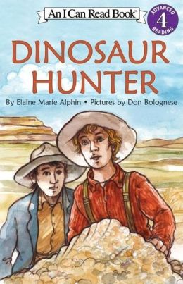 Dinosaur Hunter (I Can Read Book 4 Series)