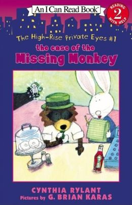The Case of the Missing Monkey (High-Rise Private Eyes Series #1)