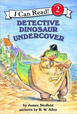 Detective Dinosaur Undercover (I Can Read Book 2 Series)