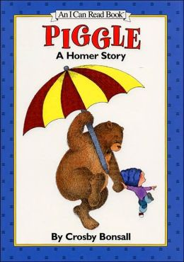 Piggle: A Homer Story (I Can Read Book Series)