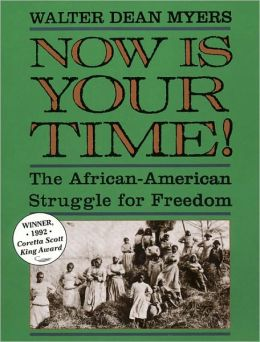Now Is Your Time!: The African-American Struggle for Freedom