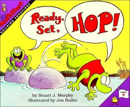 Ready, Set, Hop!: Building Equations (MathStart 3 Series)