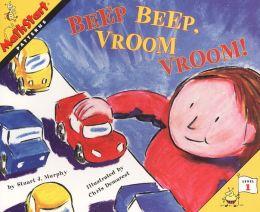 Beep Beep, Vroom Vroom!: Patterns (MathStart 1 Series)