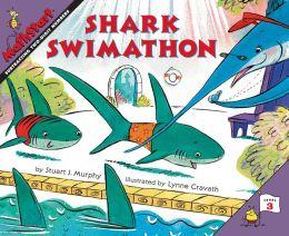 Shark Swimathon: Subtracting Two Digit Numbers (MathStart 3 Series)