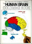 Book Cover Image. Title: Human Brain Coloring Book, Author: Marian C. Diamond