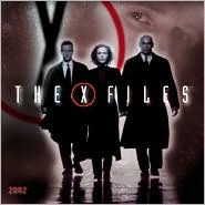 2002 X Files Wall Calendar