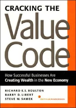 Steve. Шифр. Cracking the value code : how successful businesses are crea