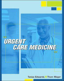 Urgent Care Medicine