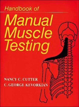 Handbook of Manual Muscle Testing