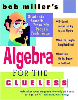 Algebra for the Clueless