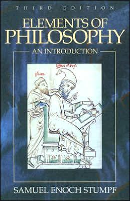 Elements of Philosophy: An Introduction