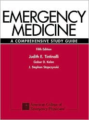 Emergency Medicine: A Comprehensive Study Guide
