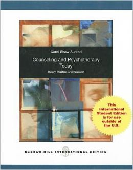 Psychotherapy and Counseling Today: Theory, Practice, and Research
