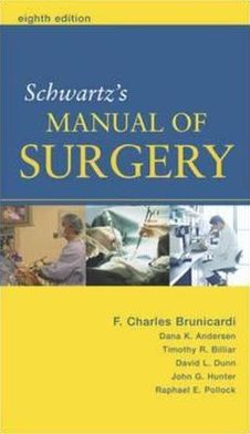 Schwartz's Manual of Surgery