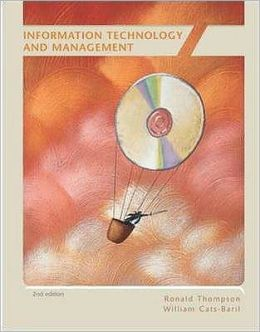 Information Management and Technology: With Simnet MIS V. 2