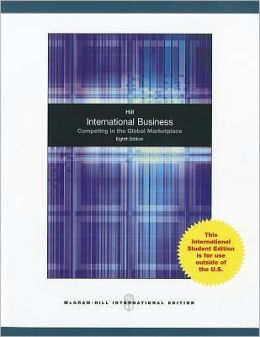 international business competing in the global marketplace mcgraw hill Gen combo international business:competing in global gen combo international business:competing in global (mcgraw-hill) and global business today.